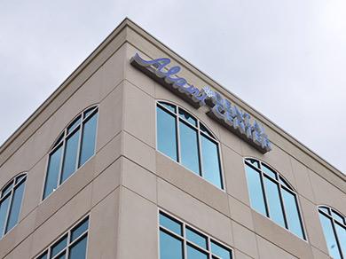 Our Building on Gunbarrel, Visit Us in Suite 400B